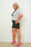 robe noir et blanche habiller 5