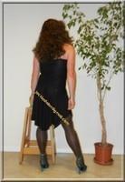 robe noir LAULAU Paris 6