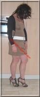 robe marron clair 10