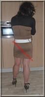 robe marron clair 8