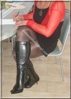 robe noir sexy 1