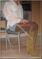 minijupe jeans
