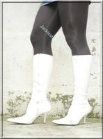 minijupe jeans pull blanc 14