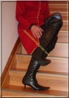 robe rouge 7