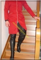 robe rouge 9