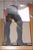 minijupe jeans 19