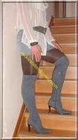 minijupe jeans 17