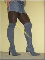 minijupe jeans 1