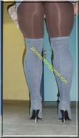 minijupe jeans 5