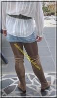 minijupe jeans 3