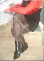 robe sexy bolero rouge 1