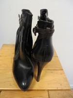 Botillons noir Sindy P41 T13cm 1