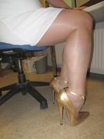 gros plan jambes
