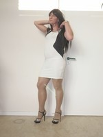 robe noir et blanche Vila Clothes 17 [1600x1200]