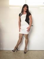 robe noir et blanche Vila Clothes 20 [1600x1200]