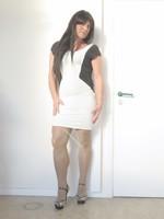 robe noir et blanche Vila Clothes 39 [1600x1200]