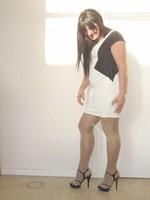 robe noir et blanche Vila Clothes 41 [1600x1200]