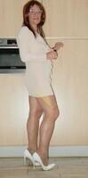 robe rose Vicolo 7