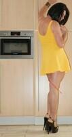 robe jaune forever 21 14