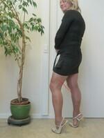 robe noir cop copine 4