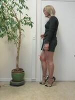 robe noir cop copine 7