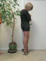 robe noir cop copine 8