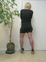 robe noir cop copine 9