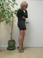 robe noir cop copine 10