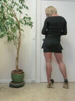 robe noir cop copine 11
