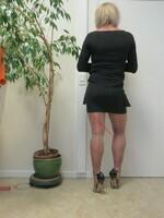 robe noir cop copine 12