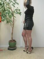 robe noir cop copine 15