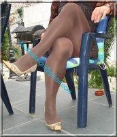 robe marron ligne 2