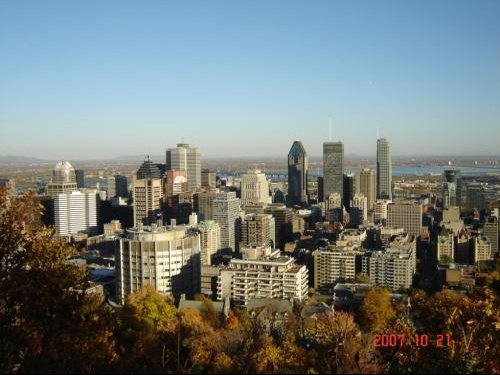 Montreal, centre ville
