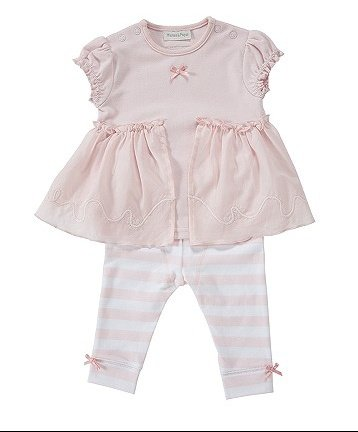 Two Piece Pretty Smock Set2 by mamas & papas £14
