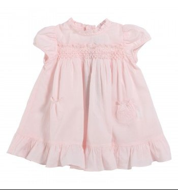 Robe Tanja (coloris rose pâle) by Tartine et Chocolat 80€