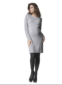 Robe Pull Col Amovible2 by isabella oliver 165€
