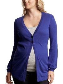 Two-button cardigan Regular Price $44.00 by gap maternity