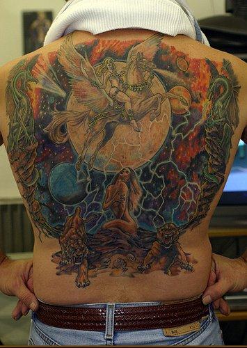 Tattoo pleine lune tatouages et piercings forum beaut - Tatouage pleine lune ...