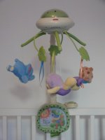 Mobile Fisher Price Doux Reves Papillons