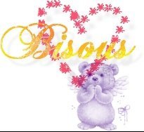 Orso bisous2