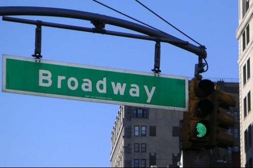 broadway light