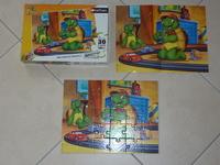 Puzzle FRANKLIN 30 pièces - 6€ tbe
