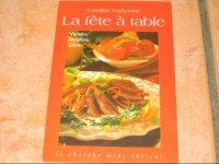 La Fête à Table : 0.35 cts