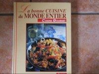 La bonne cuisine du Monde Entier : 3 eur.