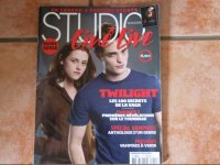 Mag. Studio - Hors Série Twilight : 1.50 eur.