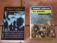 Robert Ludlum : 1.50 eur l'unité