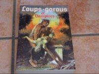 Loups Garous et Vampires - 3 eur.