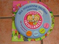 Les P'tits Incollables - MS - 4/5 ans : 5 eur.