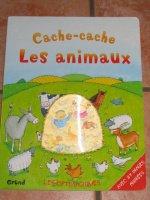 Cache-Cache Les Animaux - Optimagiques : 6 eur. Comme neuf.