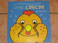 Livre Coucou des Tous Petits - 3 eur.